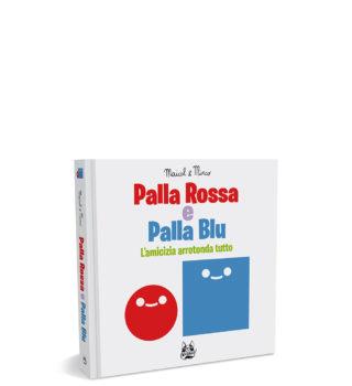 PALLA ROSSA PALLA BLU_f