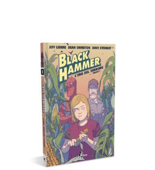 Black Hammer 3 variant – mockup sito