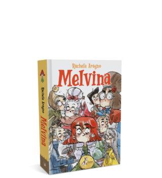 Melvina – mockup sito