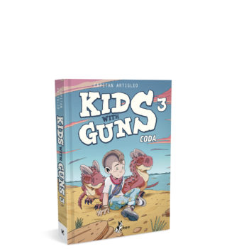 KIDS WITH GUNS 3 variant