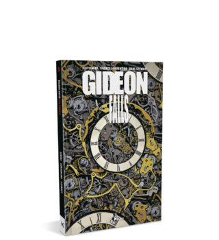 Gideon Falls 3 – mockup sito