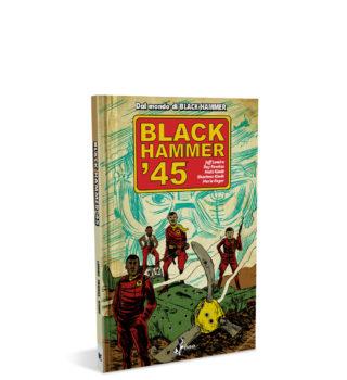 Black Hammer 45 – mockup sito